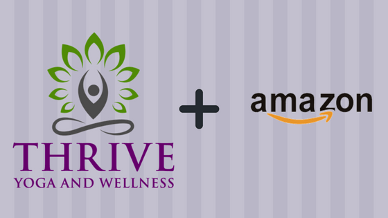 Thrive Yoga and Amazon
